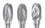 Solid Carbide Oval Shape Burs